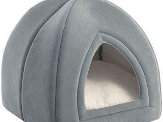 BEDSURE PET TENT CAVE BED FOR CATS SMAll