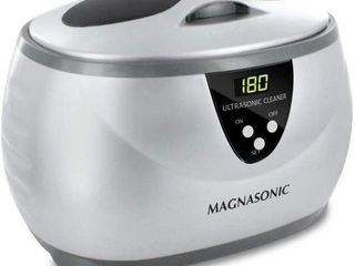 MAGNASONIC UlTRASONIC JEWElRY ClEANER