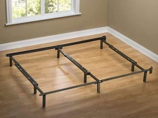 ZINUS MICHEllE COMPACK ADJUSTABlE STEEl BED