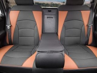 FH GROUP UlTRA COMFORT lEATHERETTE REAR