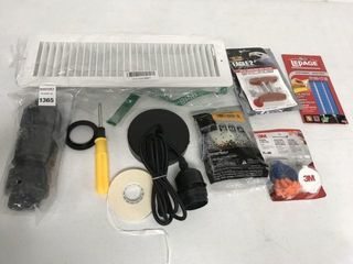 FINAl SAlE ASSORTED HARDWARE ITEMS