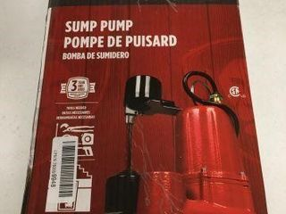 REDlION SUMP PUMP