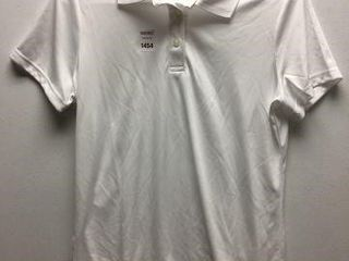 HANES MEN S POlO SIZE MEDIUM