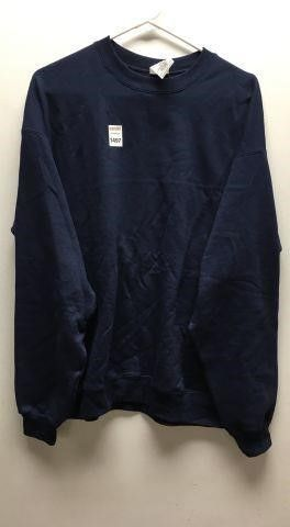 HANES MEN S SWEATSHIRT SIZE lARGE