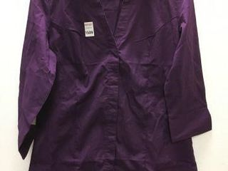 lEE WOMEN S lONG SlEEVE POlO SIZE SMAll