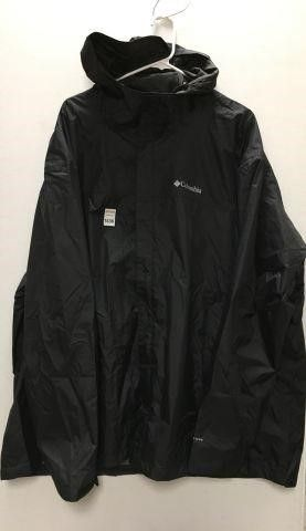 COlUMBIA MEN S JACKET SIXE 3XT