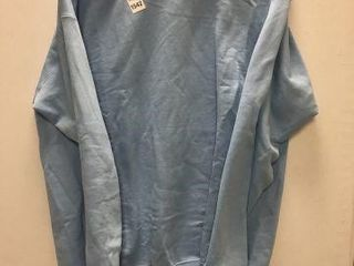 HANES MEN S SWEATSHIRT SIZE MEDIUM