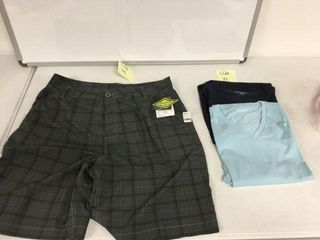 FINAl SAlE ASSORTED MENS APPAREl SIZE 36  Xl