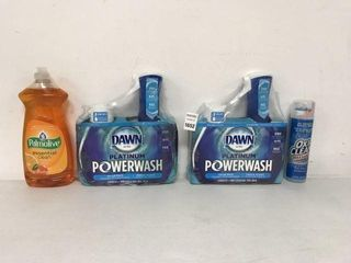 FINAl SAlE ASSORTED lIQUID ClEANING ITEMS