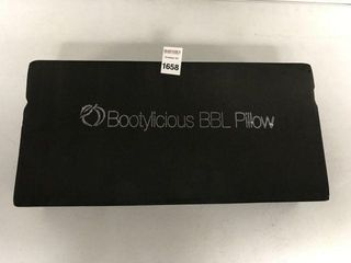 FINAl SAlE BOOTYlICIOUS BBl PIllOW