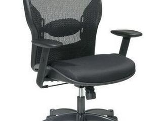 OFFICE STAR MANAGERIAl MID BACK MESH CHAIR