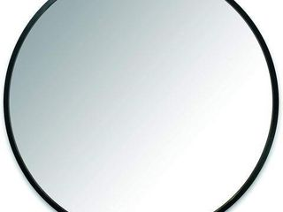 UMBRA HUB 24 IN ROUND WAll MIRROR