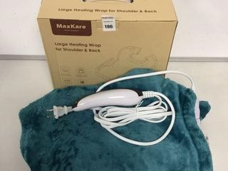MAX KARE lARGE HEATING WRAP FOR SHOUlDER AND BACK