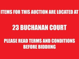 DO NOT BID  INFORMATION ONlY  PlEASE READ