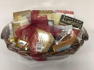 ASSORTED BASKET OF CHOCOlATES