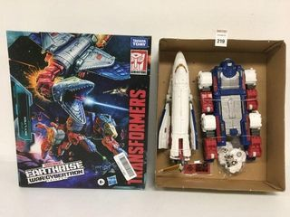 TRANSFORMERS EARTHRISE WAR FOR CYBERTRON