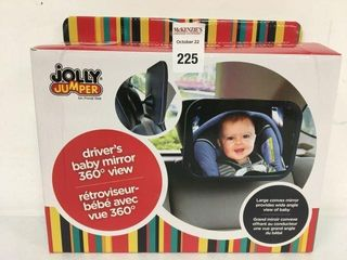 JOllY JUMPER DRIVER S BABY MIRROR 360 VIEW