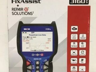 INNOVA FIXASSIST REPAIR SOlUTIONS2 3160RS