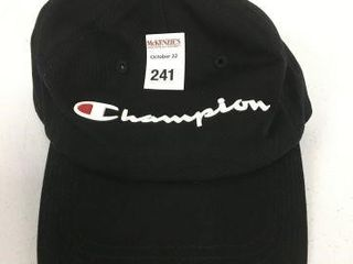 CHAMPION CAP ONE SIZE FITS All
