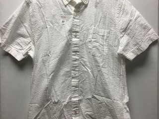 GOODTHREADS SlIM MENS POlO SHIRT SIZE  lARGE