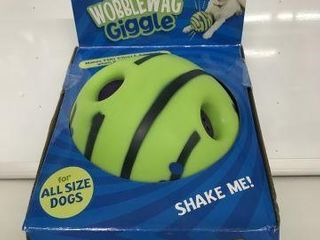 PET KNOWS BEST WOBBlE WAG GIGGlE FOR All