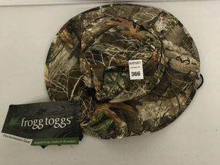 FROGG TOGGS BOONIE HAT ONE SIZE FITS MOST