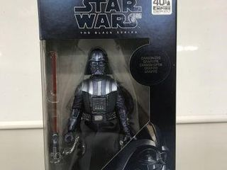 HASBRO STAR WARS DARTH VADER FIGURINE AGE 4