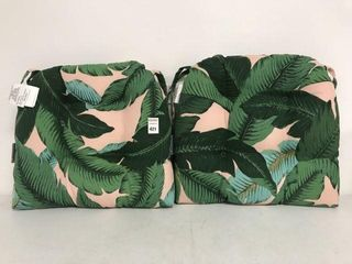 PIllOW PERFECT OUTDOOR INDOOR SWAYING PAlMS