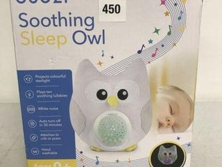 BUBZI CO SOOTHING SlEEP OWl