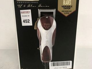 WAHl PROFESSIONAl MAGIC ClIP TRIMMER