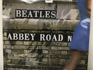 BEATlES ABBEY ROAD RECORDING AlBUM