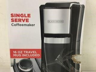 BlACK DECKER COFFEEMAKER