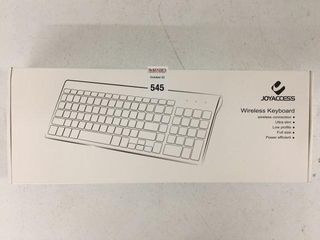 JOYACCESS WIRElESS KEYBOARD