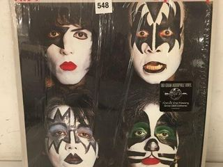 KISS DYNASTY RECORDING AlBUM