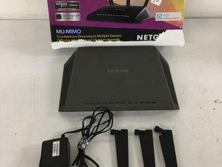 NETGEAR AC2300 SMART WIFI ROUTER