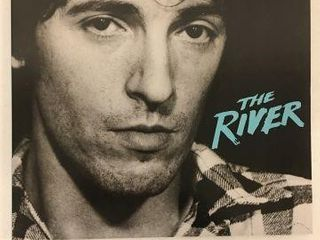 BRUCE SPRINGSTEEN THE RIVER RECORDING AlBUM