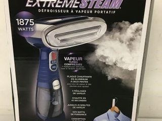 CONAIR EXTREME STEAM HANDHElD FABRIC STEAMER