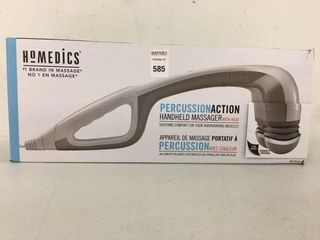 HOMEDICS HANDHElD MASSAGER WITH HEAT