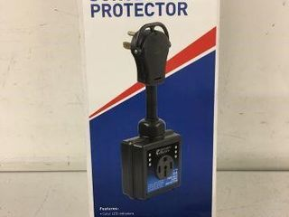 PROGRESSIVE INDUSTRIES PORTABlE SURGE PROTECTOR