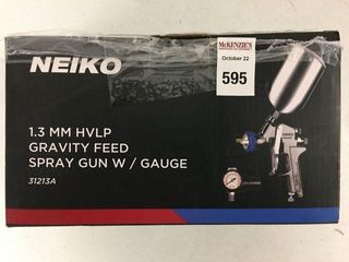 NEIKO SPRAY GUN WITH GAUGE