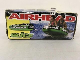 AIRHEAD SlICE TOWED BUOY 2 PASSENGER 58  DIAMETER