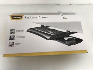 FEllOWERS KEYBOARD DRAWER