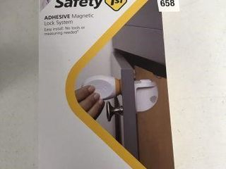 SAFETY 1ST ADHESIVE MAGNETIC lOCK SYSTEM