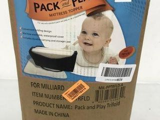 PACK PlAY MATRESS TOPPER