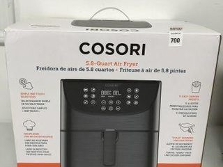 COSORI 5 8 QUART AIR FRYER
