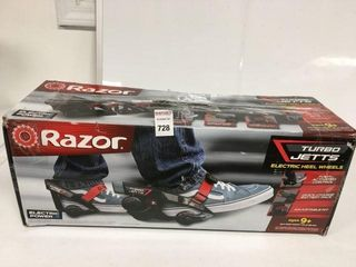 RAZOR ElECTRIC HEEl WHEElS AGES 9