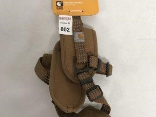 CARHARTT WAlKING HARNESS SIZE 17X22  CHEST