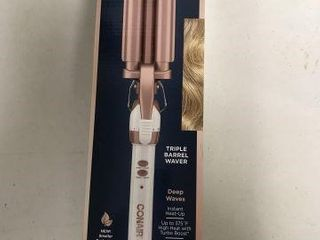 CONAIR TRIPlE BARREl WAVER