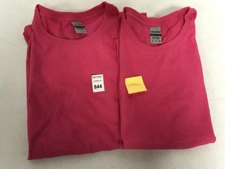 2PCS GIlDAN WOMENS SHIRT SIZE SMAll