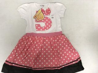 KIDS DRESS SIZE 120